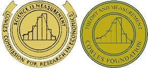 Cowles Commission and Cowles Foundation seals