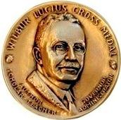 Wilbur Lucius Cross Medal