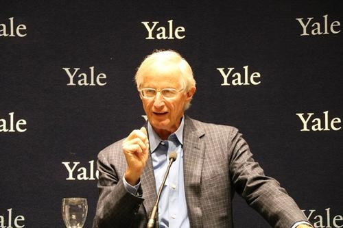William Nordhaus speaking