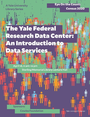YFRDC Introduction to Data Services Poster